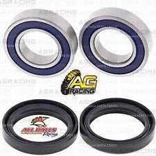 All Balls Front Wheel Bearings & Seals Kit For Suzuki RM 250 2001 Motocross