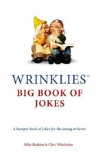 Wrinklies Joke Book Bind Up By Clive Whichelow, Mike Haskins