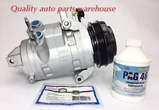 Reman. A/C Compressor for 2011-2014 Ford F150  3.5L & 3.7L W/ 1 year Warranty