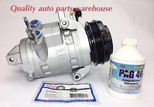 Reman. A/C Compressor for 2011-2014 Ford F150  3.5L & 3.7L W/ 1 year Warranty