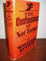 Confessions Nat Turner William Styron Pulitzer Prize 1st Edition First Printing