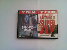 BREAKING DAWN / IL RITORNO DI SUPER FLY - DVD DOPPIO