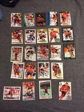 1995 New Jersey Devils Stanley Cup team autographed signed cards Brodeur Stevens