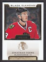 2015-16 Black Diamond Hockey #BDB-JT Jonathan Toews /199 Chicago Blackhawks
