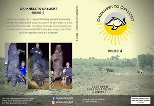 Darkness to Daylight Issue 4 Pig Hunting DVD