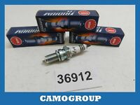 3 PEZZI PIECES CANDELA ACCENSIONE SPARK PLUG NGK KYMCO PEOPLE HONDA NSS JAZZ