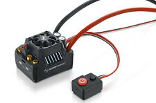 Hobbywing EzRun MAX10 SCT 120A Waterproof Brushless ESC for 1/10 RC Car Truck