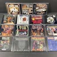 Lot of 15 Hip-Hop/Rap CDs (See Pics and Description for Artists/Titles) All New