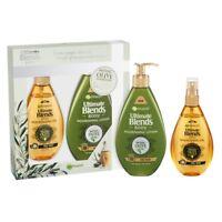 Garnier Ultimate Blends Olive Nourisher Set,
