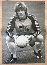 BRAVO POSTER Toni Schumacher - Limahl - 80er Jahre !!!