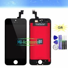 Assembly Display For Apple iPhone SE 5S Black LCD Touch Screen Digitizer Frame