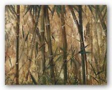 Bamboo Forest II Judeen Art Print 22x28