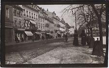 Ville à identifier Metz ? France Pendant la Grande Guerre 14-18 Vintage