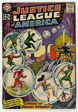 Justice League of America #15 (DC 1962 fn- 5.5) over 50% off price guide