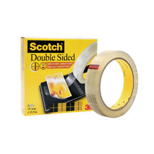 Scotch Double Sided Tape 19mmx33m 6651933