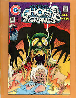 The Many Ghosts Of Doctor Graves #45 High Grade VF/NM to NM-