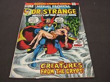 MARVEL PREMIERE DR STRANGE MASTERS OF THE MYSTIC ARTS VOL 1, NO 9, JULY 1973