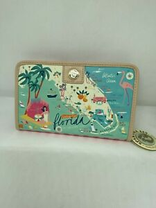 Spartina 449 Snap Wallet - Greetings From Series