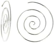 Les Poulettes Jewels - Sterling Silver Earrings Snail