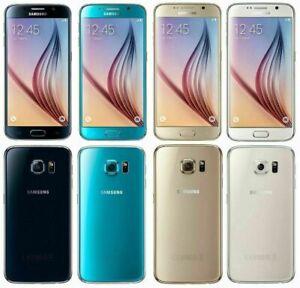 "Original Samsung Galaxy S6 G920F (Europe) 32GB ROM 3GB RAM 16MP 5.1"" Smartphone"
