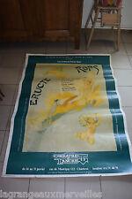 Belle affiche pour Theâtre à Charleroi avec ROPS