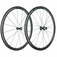 Vision Team 35 Clincher Comp SL 700c Wheelset 16/21H 11 speed Alloy 35mm deep