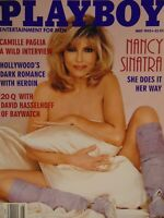 Playboy May 1995 | Nancy Sinatra Cynthia Brown Jeannie Buss    #1120+