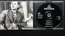 Morrissey & Siouxsie ‎– Interlude  Maxi CD UK mint  Parlophone ‎– CDR 6365