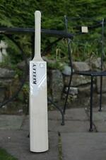 B3 2 Stripe Cricket Bat with Keeley Stickers Joe Root Shape