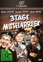 DREI TAGE MITTELARREST-MIT H - ERHARDT,HEINZ   DVD NEU