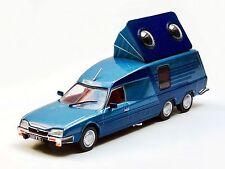 CAMPING CAR CITROËN CX TISSIER  DE 1980  1/43ème  -