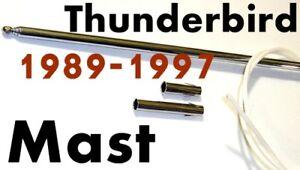Ford POWER ANTENNA MAST THUNDERBIRD 1989-1997 BRAND NEW + How 2