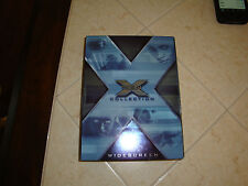 X-Men Collection, The: X2/X-Men 1.5 (DVD, 2003, 4-Disc Set, Widescreen)
