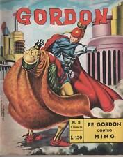 GORDON fratelli spada N.5 RE GORDON CONTRO MING flash f.lli alex raymond 1964