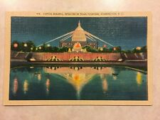 Capitol Souvenir Company DC Capitol Building Vintage Postcard Full Color