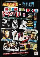 Sex Pistols - The Great Rock & Roll Swindle Poster