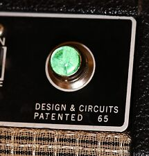 Guitar amplifier Jewel Lamp Indicator lamp jewel.  Model 093.  For pilot light