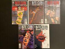 Bite Club Vampire Crime Unit 1-5 High Grade Vertigo Lot Set Run CL56-15