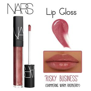 NARS Lip Gloss-Risky Business