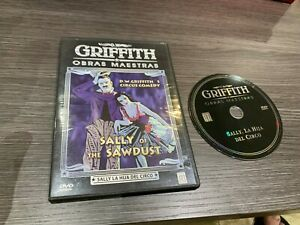 GRIFFITH DVD SALLY OF THE SAWDUST D W GRIFFITH S CIRCUS COMEDY SLIMCASE