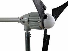Generador de viento 48V/2000W Aerogenerador,ENERGÍA EÓLICA,i-2000 Black Edition