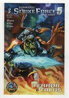 Jurassic Strike Force 5 # 1 One-Shot (Jul 2015, Silver Dragon) Comic Con VF/NM