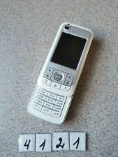 Nokia 6110 Navigator - White (Unlocked) Smartphone