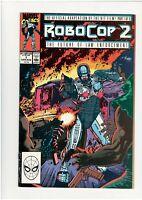 Robocop 2 #1 August 1990 Marvel Comics The Future of Law Enforcement Limited