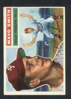 1956 Topps #60 Mayo Smith EXMT/EXMT+ Phillies DP MG 83465
