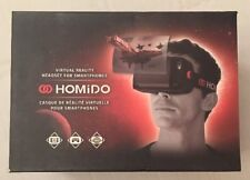 Homido V1 - VR Virtual Reality Headset - Black