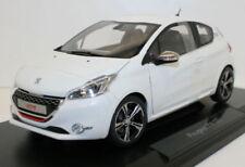 Camión de automodelismo y aeromodelismo color principal blanco Peugeot
