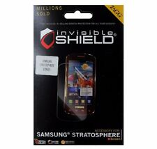 NEW Zagg invisibleSHIELD Screen Protector for Samsung Stratosphere