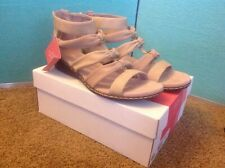 Naturalizer Soul Bohemia Tender Taupe women's size 11 M sandals new in box
