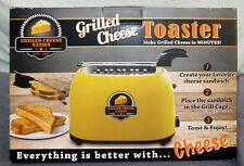 Sandwich Maker Grilled Cheese Toaster FAST and EASY By Grilled Cheese Nation NEW